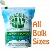 Charlie's Soap Laundry Powder | Bulk Sizes