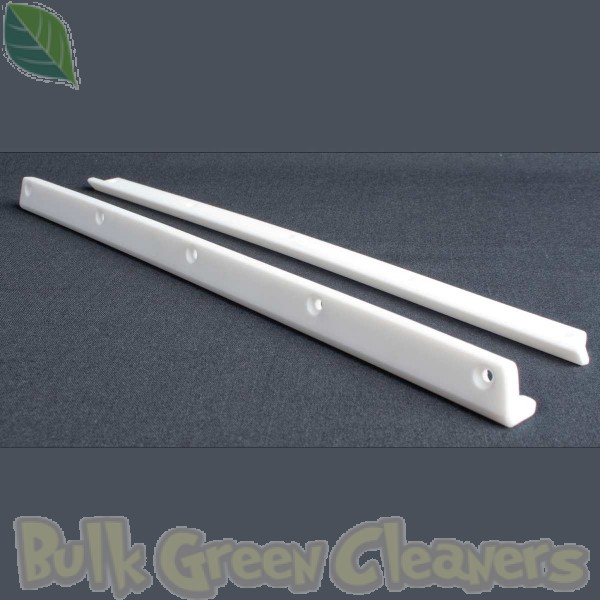 Carpet Cleaning Wand w// Slotted Teflon Glide for Extractors Pre-installed