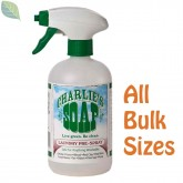 Charlie's Soap Laundry Pre-Spray | Bulk Sizes