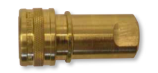 "1/4"" Female Brass Quick Connect"