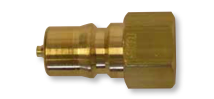 "1/4"" Male Brass Quick Connect"