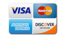 Bulk Green Cleaners accepts Visa, MasterCard, Discover, American Express & More!